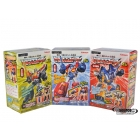 Kabaya Big Powered Assortment 6 - Set of 3 Figures