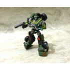 DR. Wu - P-02 Duel - Hound Add-on Kit - Dark Silver Gun