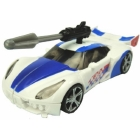 Transformers Go - G06 - Hunter Smokescreen - Loose 100% Complete