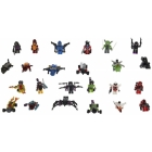 KRE-O - Transformers - KREON Mini Figures 2013 Micro-Changer Series 01 - Set of 12 Figures