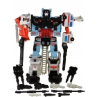 Transformers G1 - Defensor - Loose - Near Complete