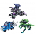 Beast Hunters - Transformers Prime - Voyager Wave 04 - Set of 3