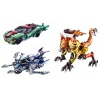 Beast Hunters - Transformers Prime - Deluxe Wave 04 - Set of 3 Figures