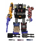 Transformers G1 - Menasor - Loose - As Is