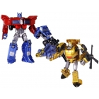 Transformers Generations Japan - TG24 Fall of Cybertron - Optimus Prime & Bumblebee Set