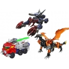 Beast Hunters - Transformers Prime - Voyager Wave 02 - Set of 3
