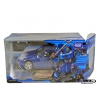 Alternity A-02 Nissan Fairlady Z - Megatron - Blue - MIB