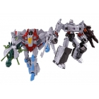 Transformers Generations Japan - TG28 Fall of Cybertron - Megatron & Starscream Set