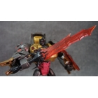 DR. Wu - DW-TP09 Tyrant Sword - Red Version