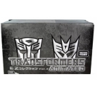 Japanese Transformers Animated - EZ Collection Volume 03 - Complete Set - MIB
