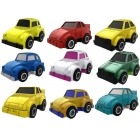 MC Set - 9 Car Set - by Impossible Toys