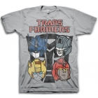 Transformers T-Shirt - Retro Autobots