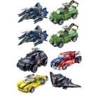 Transformers 2013 - Generations Series 04 - Deluxe - Factory Sealed Case