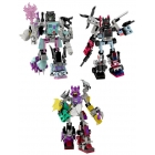 KRE-O - Transformers - Micro Change Combiner Series 02 - Set of 3