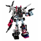 KRE-O - Transformers - Micro Change Combiner Series 02 - Defensor