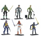 GI Joe - Specialty Action Figures Set - Set of 6