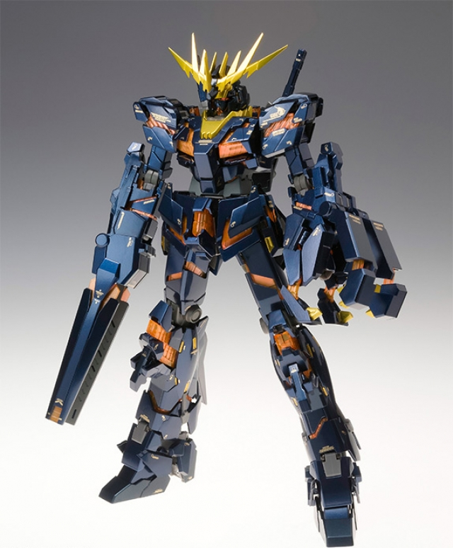 Gundam Fix Figuration Metal Composite - RX-0 BANSHEE