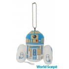 Star Wars Plush - Pacific League - Hokkaido Nippon Ham Fighters - Droid Key Chain
