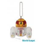 Star Wars Plush - Pacific League - Tohoku Rakuten Golden Eagles - Droid Key Chain