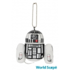 Star Wars Plush - Pacific League - Chiba Lotte Marines - Droid Key Chain