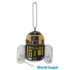 Star Wars Plush - Pacific League - Orix Buffaloes - Droid Key Chain
