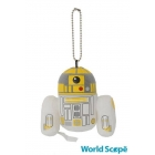 Star Wars Plush - Pacific League - Fukuoka Softbank Hawks - Droid Key Chain