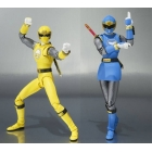 S.H. Figuarts - Blue Wind Ranger & Yellow Wind Ranger Set