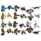 KRE-O - Transformers - KREON Mini Figures 2013 Micro-Changer Series 03 - Set of 12 Figures
