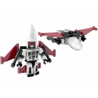 KRE-O - Transformers - KREON Mini Figures 2013 Micro-Changer Series 03 - Ramjet - 53