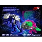 KFC - CST-D01 & CTS-D02 Set of Haymaker & Overslay