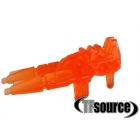 ArtTek - AoT-002O - Rex Blaster - Translucent Orange - TFsource Exclusive