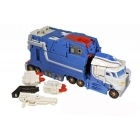 Ultra Magnus w/City Commander Trailer Set 2nd Edition - Loose - 100% Complete