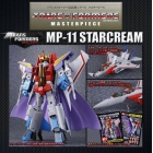 MP-11 - Masterpiece Starscream - Coronation Set - Asia Exclusive Reissue