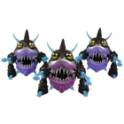 Unique Toys - G02 - Sharky - Set of 3 - MIB