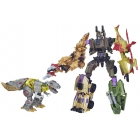 Transformers Platinum Edition - Grimlock vs. Bruticus