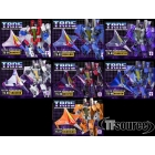 TRNS Tetra Squadron - Full set of 7 Jets