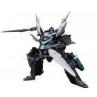 Transformers Go - G05 - Gekisomaru - Black Version - Limited Edition Asia Exclusive