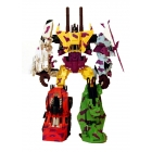 Xtransbots - BEK-01G2 - Boosticus Add-on Kit - for G2 Bruticus