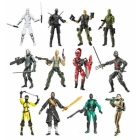 GI Joe - Retaliation Wave 4 - Factory Case of 3.75'' Figures