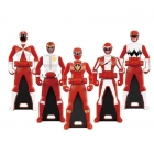 Power Rangers - Gokaiger - Ranger Key Set 02