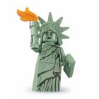 Lego Minifigures - Series 6 - Lady Liberty