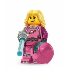 Lego Minifigures - Series 6 - Intergalactic Girl