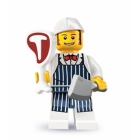 Lego Minifigures - Series 6 - Butcher