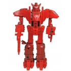Micromaster Red Deco - Sixtrain - Loose - 100% Complete