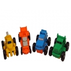 Transformers G1 - Micromaster Monster Truck Patrol - Loose - 100% Complete
