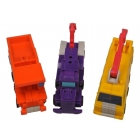 Transformers G1 - Micromasters - Constructor Squad - Loose 100% Complete