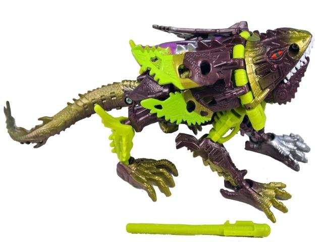 Universe - Reptilion - Loose - 100% Complete