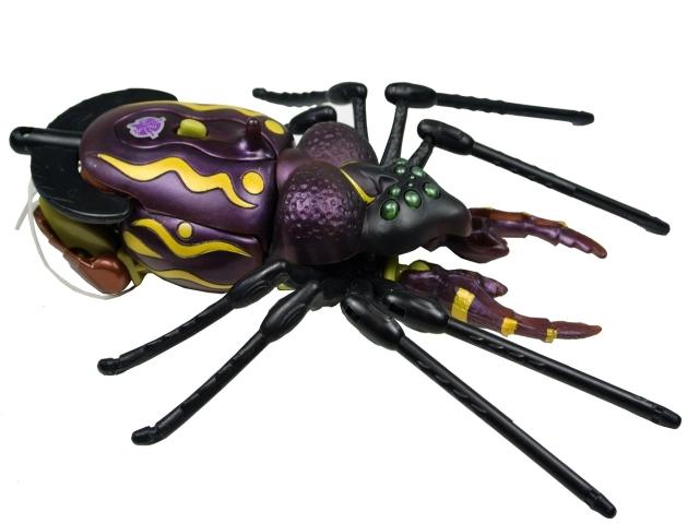 Beast Wars - 10th Anniversary - Deluxe Tarantulas - 100% Complete