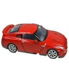 Alternity A-01 - Nissan GT-R - Convoy - Vibrant Red Version - Loose 100% Complete