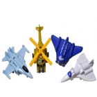 Transformers G1 - Micromasters Air Patrol - Loose 100% Complete